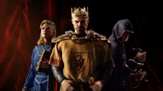 crusader-kings-3-art Crusader Kings 3 should fix same-sex relationship mods by next patch | Rock Paper Shotgun