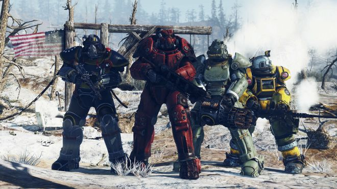 fallout-76-cropped Fallout 76's battle royale mode is going away this September | Rock Paper Shotgun