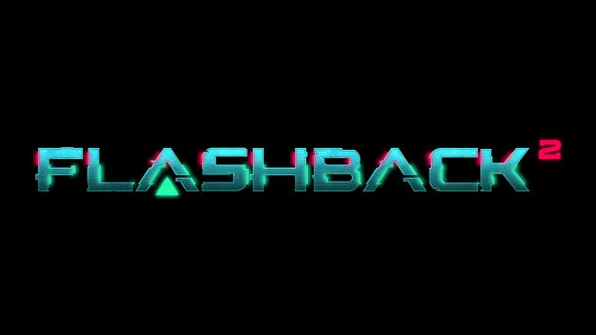flashback-2-logo A sequel to cinematic platformer classic Flashback is in the works   Rock Paper Shotgun