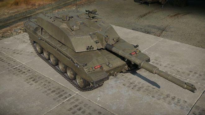 garageimage_challenger_2 War Thunder player posts classified document to prove tank is inaccurate | Rock Paper Shotgun