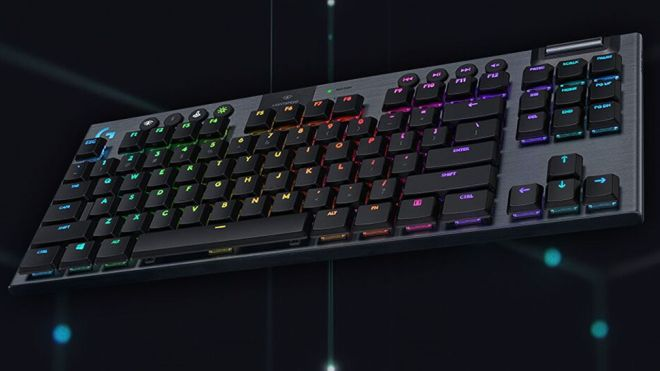 logitech-g915-tkl Logitech's superb G915 TKL wireless keyboard is £50 off today   Rock Paper Shotgun