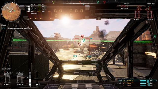 MechWarrior 5: Mercenaries review   Rock Paper Shotgun