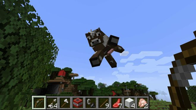 minecraft%20physics Send cows to heaven with this Minecraft physics mod   Rock Paper Shotgun
