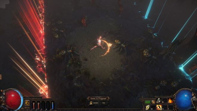 path-of-exile-royale Path Of Exile's battle royale mode is back as a weekendly treat | Rock Paper Shotgun