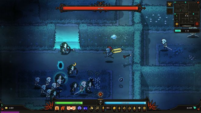 the%20slormancer Hack and slash dungeon crawler The Slormancer launches in early access | Rock Paper Shotgun
