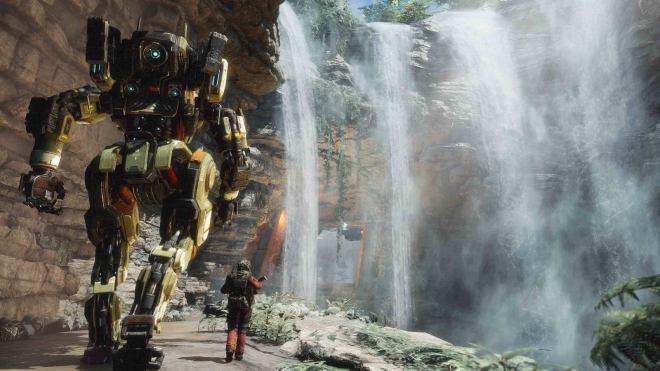 titanfall-2 Titanfall 2 is free on Steam this weekend | Rock Paper Shotgun