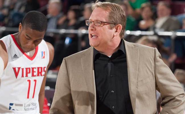 Person Of Interest Toronto Raptors Coaching Candidate