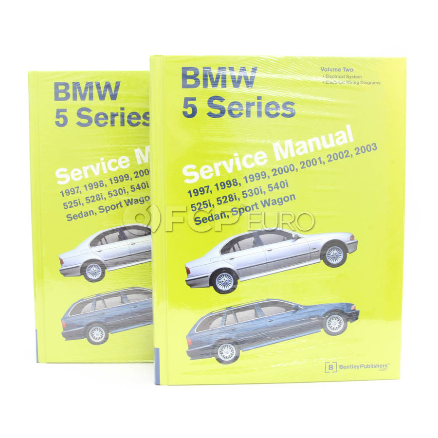 1997 Bmw 528i Repair Manual