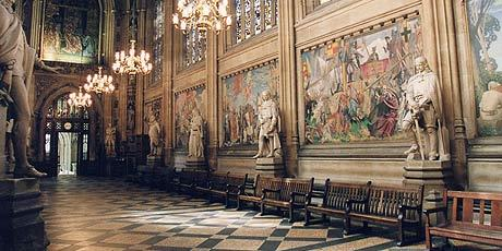St Stephens Hall  UK Parliament