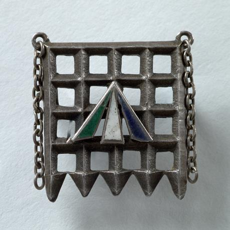 Holloway Prison brooch