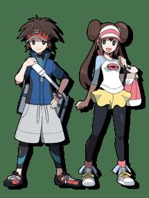 Pokémon Black Version 2 and Pokémon White Version 2!