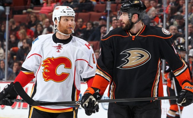 Deck Stacked Against Flames Vs Ducks But Sportsnet Ca