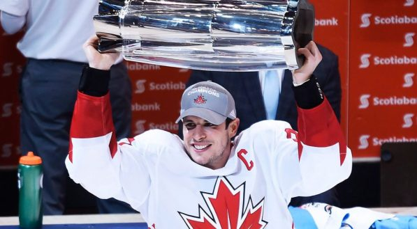 Image result for sidney crosby world cup of hockey