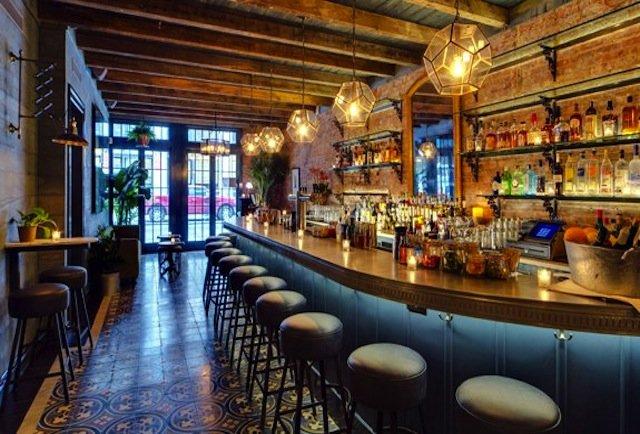 Bos Kitchen  Bar Room A New York NY Restaurant