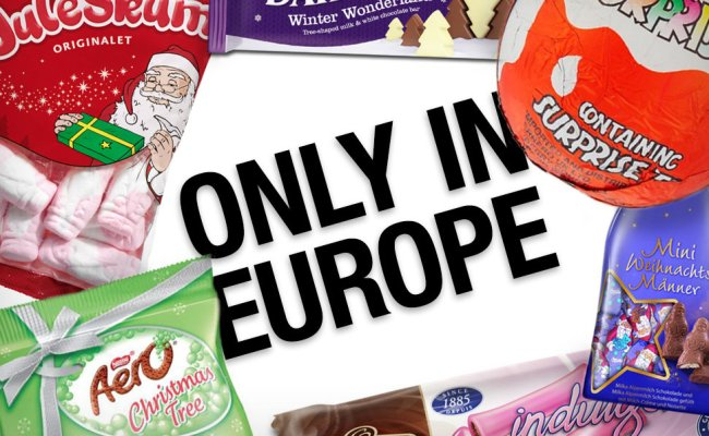 International Christmas Candies You Can T Get In America