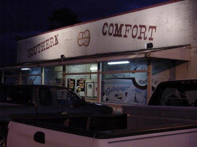 Southern Comfort Bar  Lounge A Atlanta GA Bar