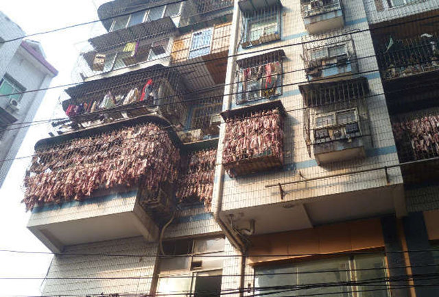Chinese Bacon Apartment Thrillist