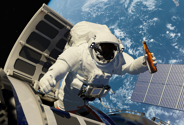 Beer in Space Tour from Thirsty Swagman  Beer Tasting on