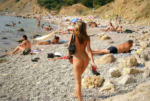 Image result for naked beach