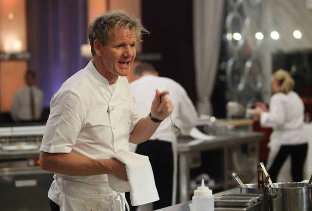 Kitchen Nightmares Cancelled  The Meanest Gordon Ramsay