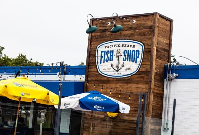 Shop Menu Fish Encinitas