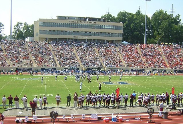 Oklahoma Baptist Football Stadium