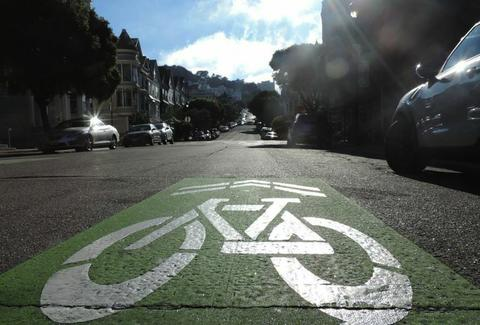 The Wiggle SF Bike Route Drinking Guide  Thrillist