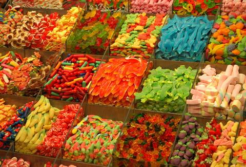 best international candies kinder