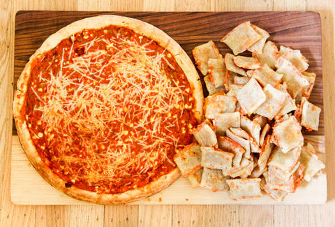 how many pizza rolls