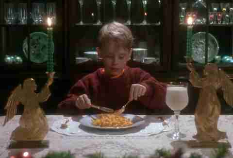 All The Food Eaten In Home Alone  Home Alone Food Scenes