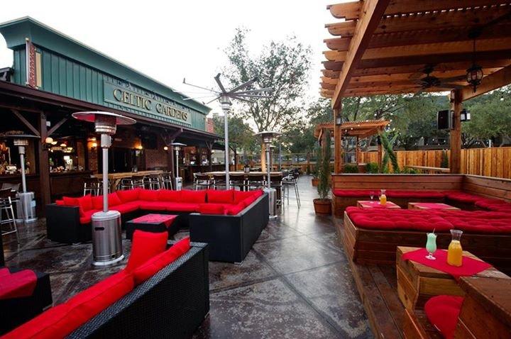 Celtic Gardens A Houston TX Bar