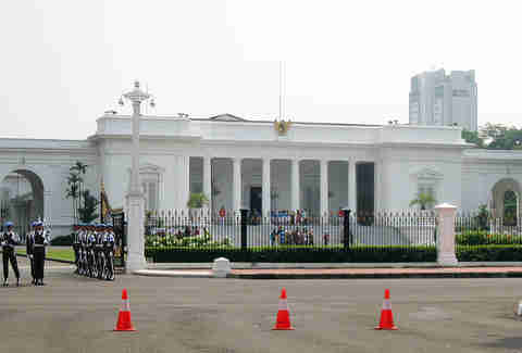 World Leaders39 Official Residences Ranked Thrillist