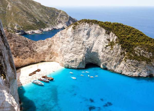 Best Mediterranean Beaches: Zlatni Rat, Navagio Beach ...