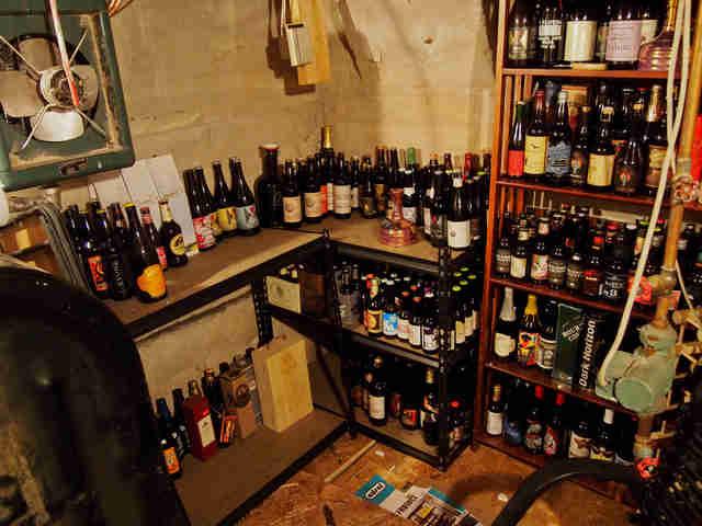 Beer Cabinet