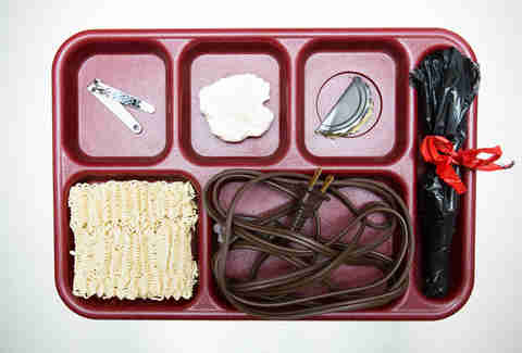 The Fine Art of Cooking in Prison  Ingenious Jailhouse Cooking Hacks  Thrillist