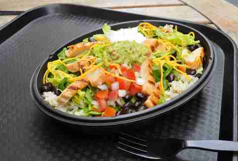 Gluten Free Fast Food The Best GF Options At Every Major