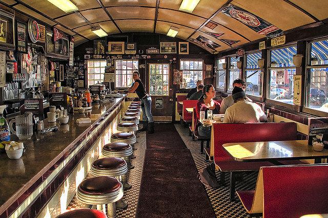 Miss Worcester Diner A Boston MA Restaurant