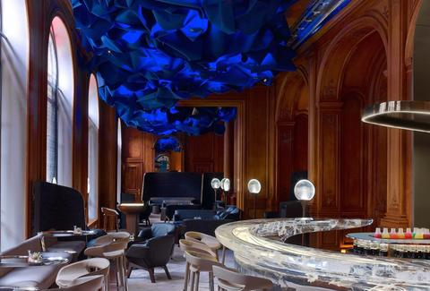 The 12 Most Beautiful Bars in Paris  Thrillist