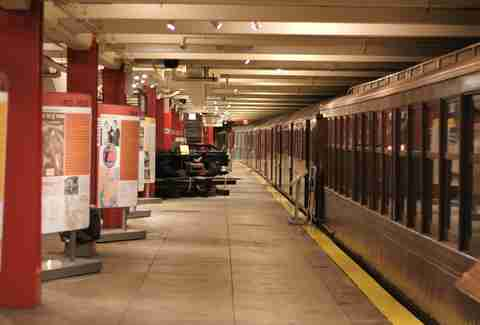 NYCs Most Insane Abandoned Subway Stations  Thrillist