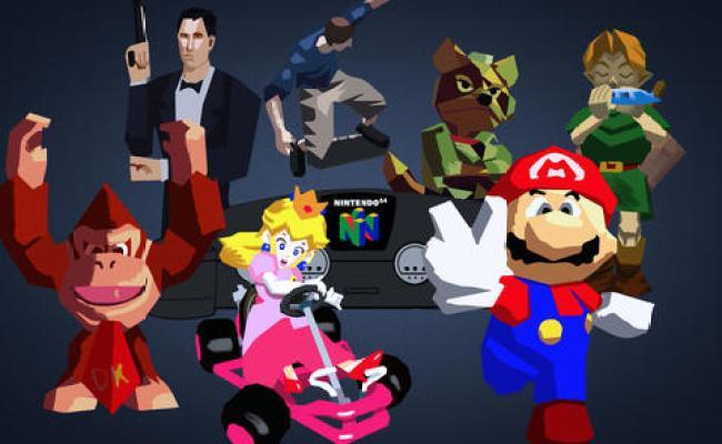 The 22 Best N64 Games Thrillist