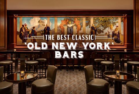 Classic New York Bars  Fancy Bars in New York City