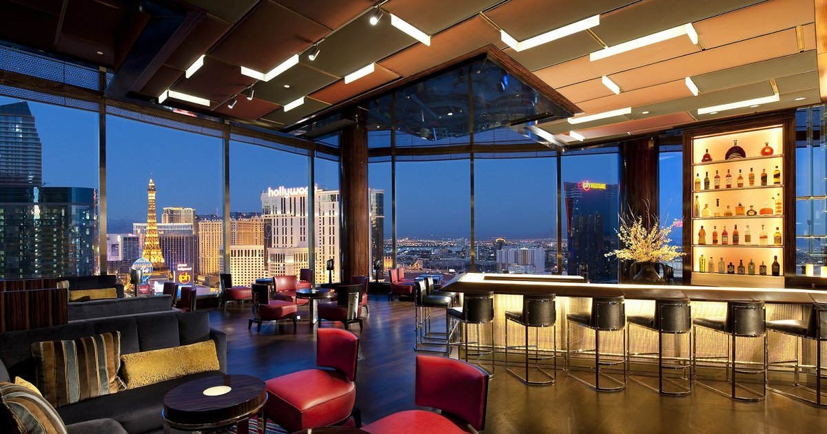 These Bars Have the Best Views of the Las Vegas Strip  Thrillist
