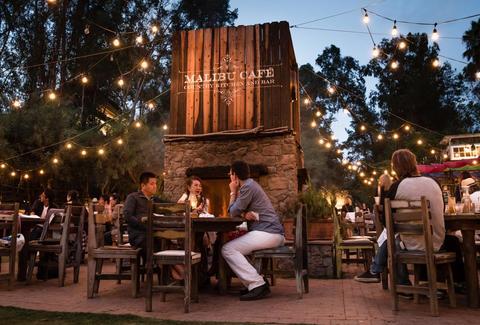 Malibu Cafe A Los Angeles CA Restaurant