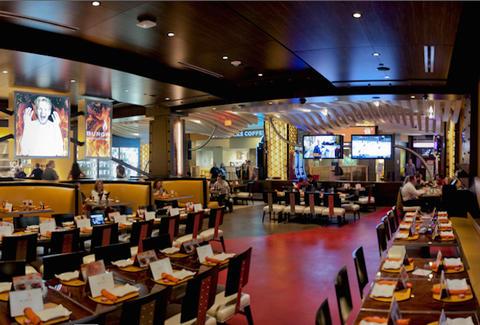 Gordon Ramsay BurGR A Las Vegas NV Restaurant
