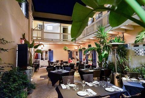Doris Metropolitan A New Orleans LA Restaurant