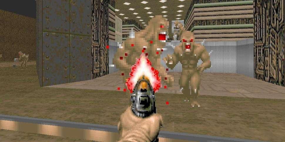 Image result for doom video game