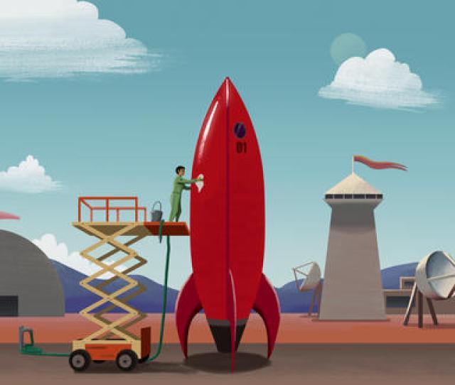 Cartoon Of Main Polishing Red Rocket Jason Hoffman Thrillist Consider Masturbating Before Important Decisions Why