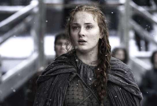 Sansa Stark is the best character of got