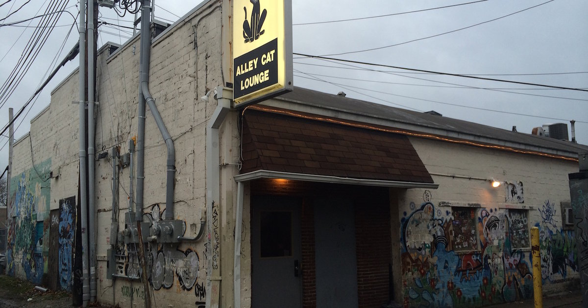 Alley Cat Lounge A Indianapolis IN Bar
