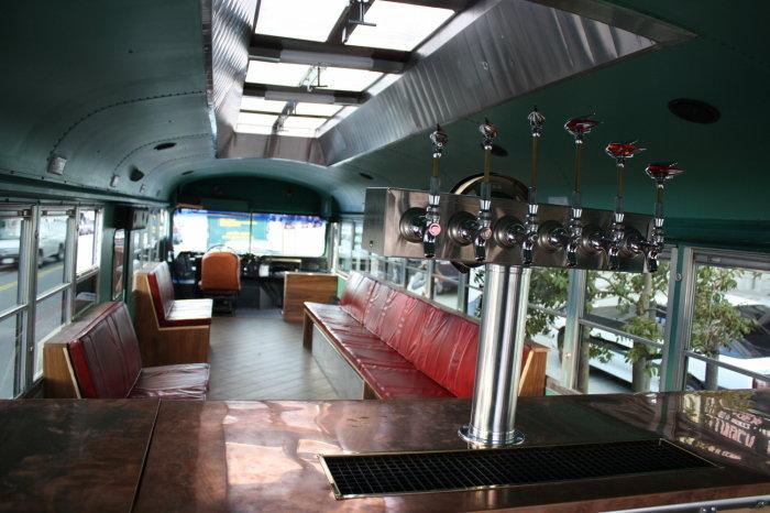BrewTruc  Bar on Wheels  Thrillist San Francisco